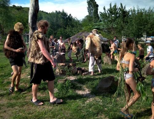 Интерактивное занятие Первобытные ритуалы, обычаи и обряды